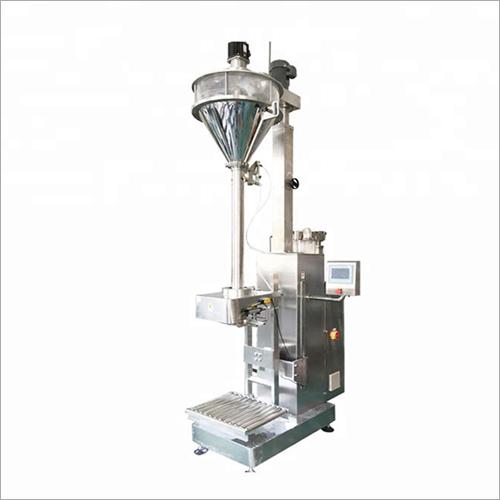 Semi Automatic Small Powder Filling Machine