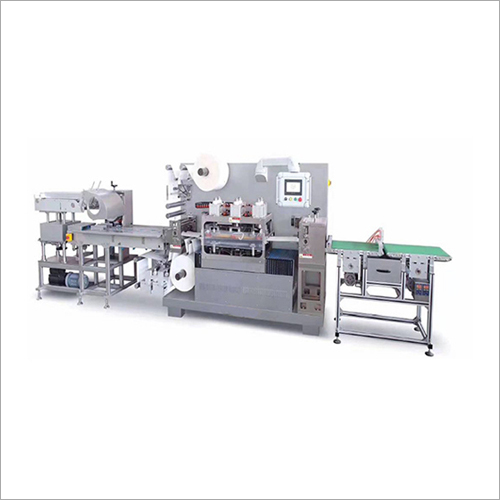 Facial Mask 4 Side Packing Machine