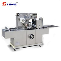 Transparent Film 3D Shrink Wrapping Packing Machine