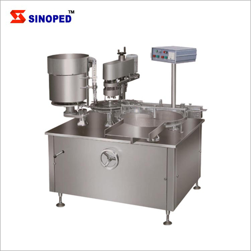Automatic Bottle Screw Capping Machine