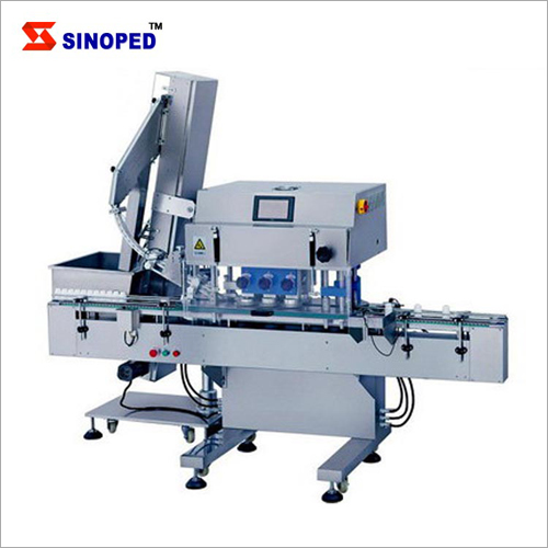 Automatic Screw Capping Machine