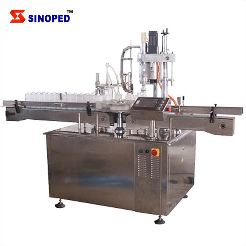 Glass Dropper Bottle Filling Capping Machine