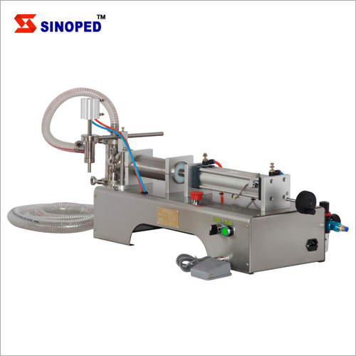 Pneumatic Heating And Mixing Paste Filling Machine