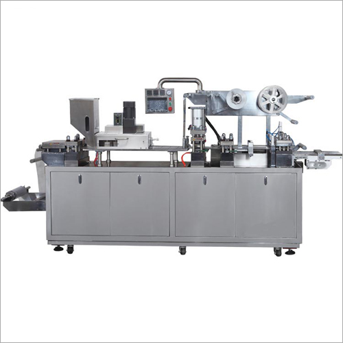 Mini Flat Plate Automatic Blister Packing Machine