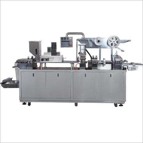 Mini Flat Plate Automatic Blister Packing Machine