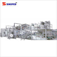 Tablet And Capsule Packing Line