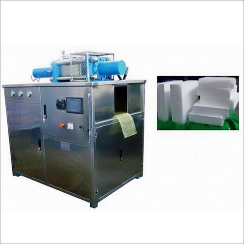 Automatic Dry Ice Pelletizer Machine