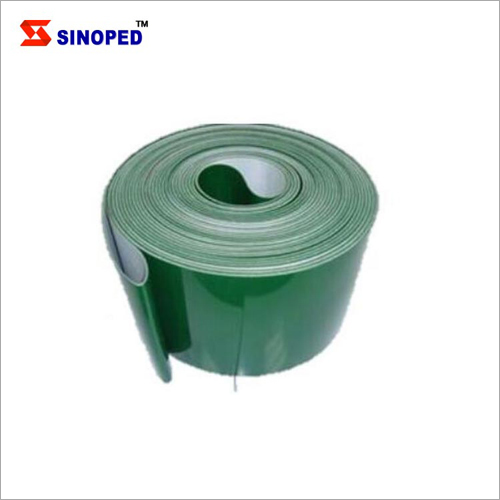 Green Colour PVC Conveyor Belt