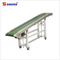 Low Elongation PVC Bucket Conveyor Belt