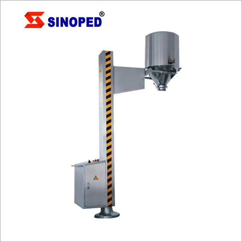 Movable Telescopic Lifting Charging Machine