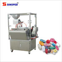 Capsule Tablet Softgel Printing Machine