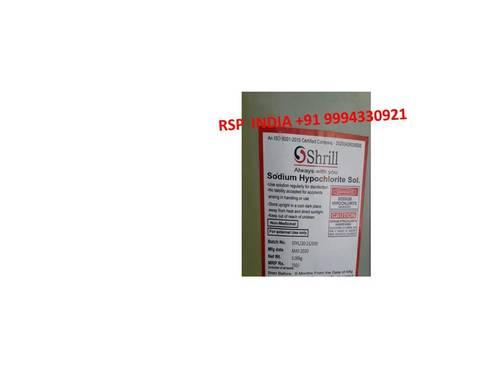 Shrill Sodium Hypochlorite Solution