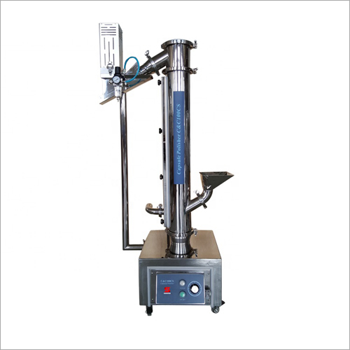 Pharmaceutical Capsule Polishing Machine