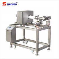 Industrial Metal Detector Machine