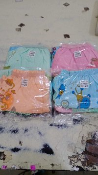 Kids Baby Printed Bloomer