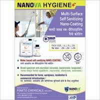 Multi Surface Self Sanitising Nano Coating