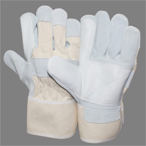 Double Palm Split Canandian Hand Gloves