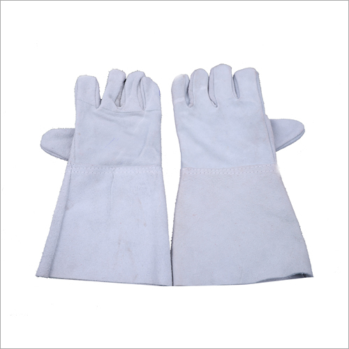 14 Inches Split Leather Gloves