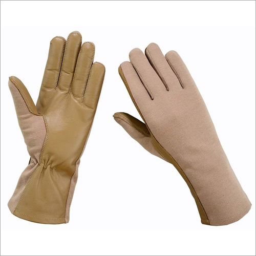 14 Inches Special Chrome And Cotton Gloves