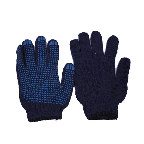Cut Resistance Dotted Gloves