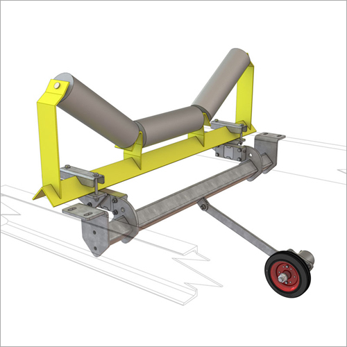 Conveyor Belt Weighing Scale