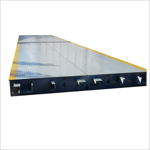 Orthotropic Weighbridge