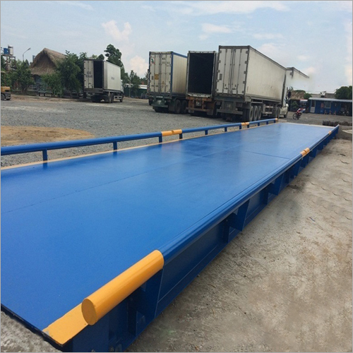 Mild Steel Electronic Weighbridge