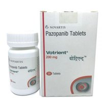Votrient 200mg Tablet (Pazopanib (200mg) - Novartis)