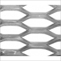 Expanded Metal Gratings