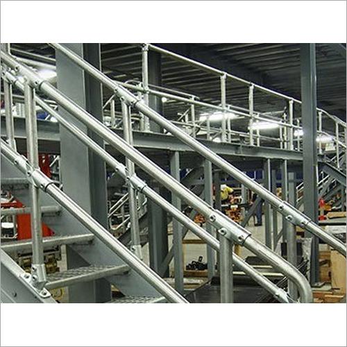 Metal Hand Railing