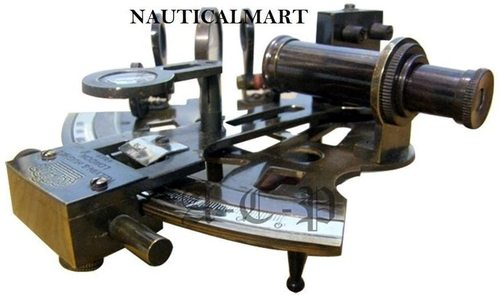 Brass Sextant - Nautical