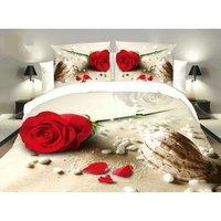 Larosa (1+2) Bedsheet Set