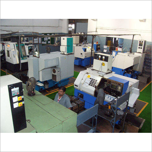 Cnc Annual Maintenance Contract