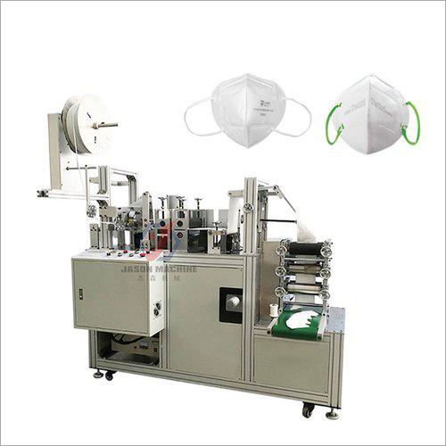 N95 Mask Making Semi Automatic Machine