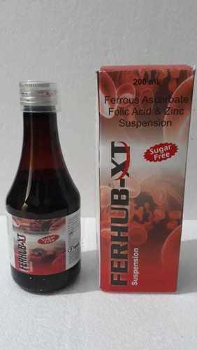 FERHUB - XT Syrup