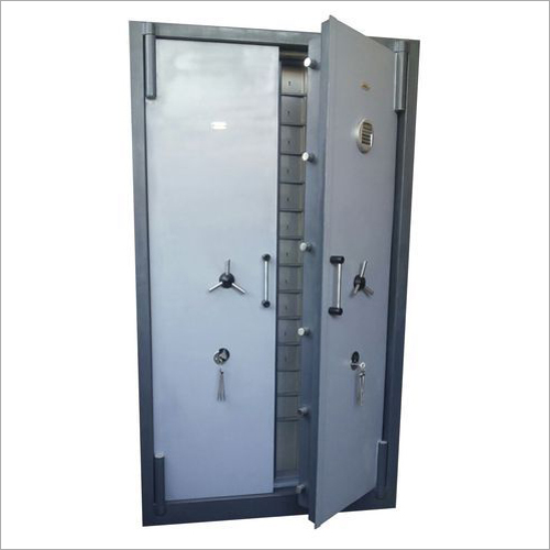 Double Door Fire Resistant Safe