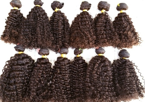Steam Curly Human Hair Extension