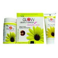 Glow Face Cream And Capsules