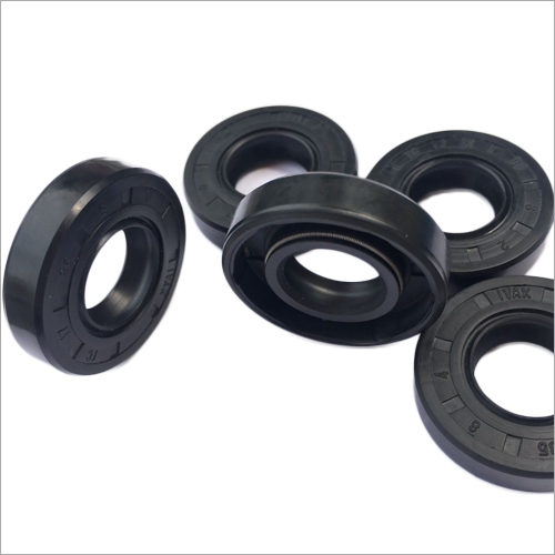 Black Rubber Oil Seal