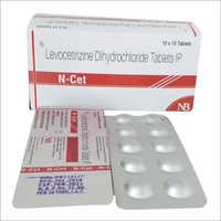Levocetirizine Dihydrochlioride Tablets IP