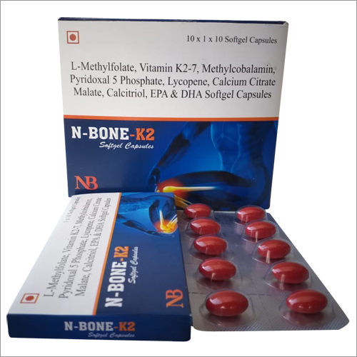 N-Bone-K2 Softgel Capsules