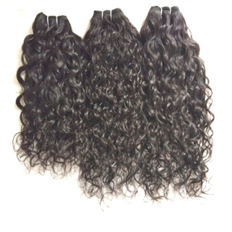 Brazilian Curly Human  Hair