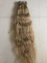 Dark Brown Straight Weft Hair Extensions