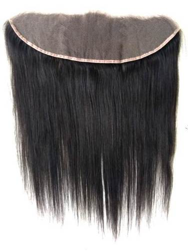 Raw Virgin Straight Human Lace Frontal Hair