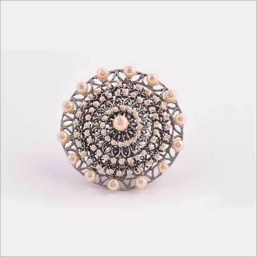 Filigree Dome Ring