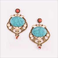 Turquoise Trail Earrings