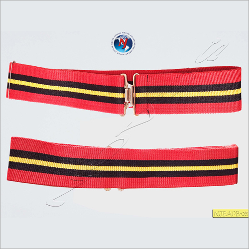 Mens Cotton Belts