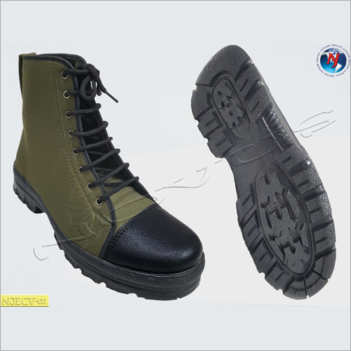 Novus Canvas Boot Ralph