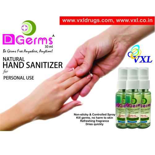 Liquid Hand Sanitizer