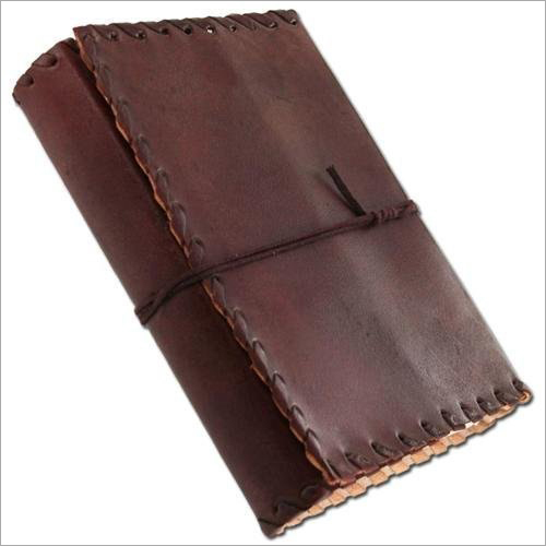 Handmade Pure Leather Diary